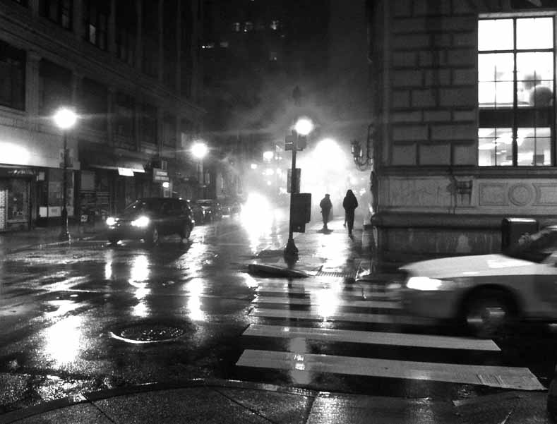 Night Street. | philadelphia, april 2013 | westvirginiaville.com photo