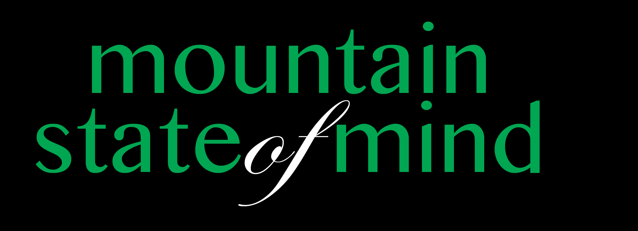 PODCAST: Mountain State of Mind Podcast